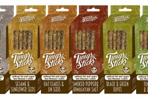 Nowa receptura paluszków Twigs&Sticks