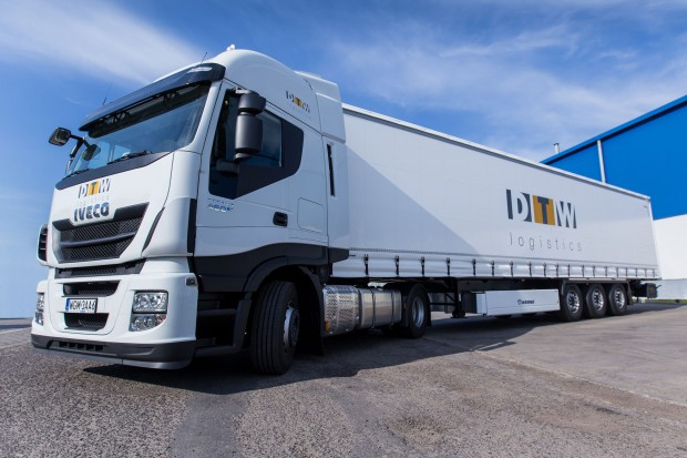 DTW Logistics uruchamia kolejne linie drobnicowe