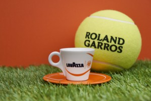 Lavazza partnerem turnieju Roland Garros