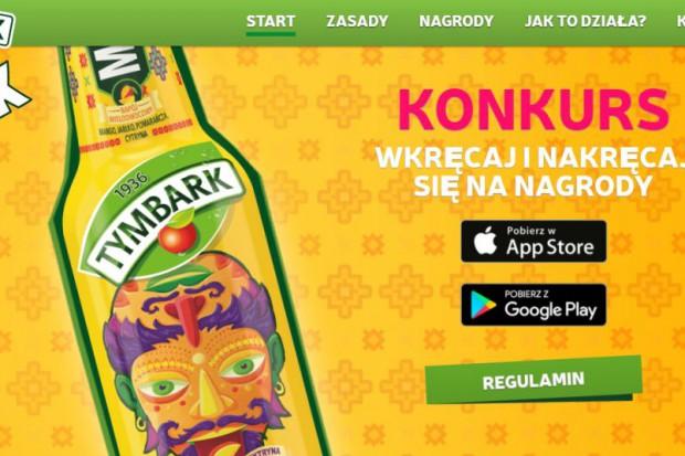 Marka Tymbark organizuje konkurs na najlepsze filmy w aplikacji Tymbark Prank