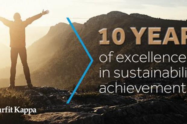 Smurfit Kappa podsumowuje dziesiątą rocznicę wdrożenia programu zrównoważonego rozwoju