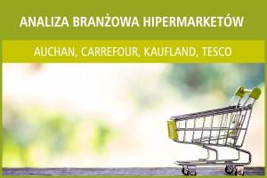 Analiza branżowa hipermarketów - edycja 2017