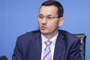 Morawiecki: RoÅ›nie rola Polski na logistycznej mapie Europy
