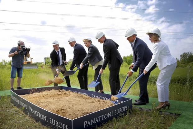Panattoni Europe rozpoczął budowę kolejengo centrum logistycznego