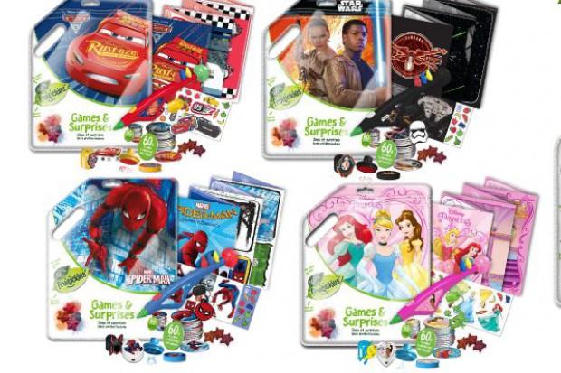 Bon Bon Buddies wprowadza owocowe żelki Fruitickles inspirowane postaciami Disney'a