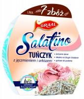 Graal z nową linią dań gotowych Salatino 7 zbóż