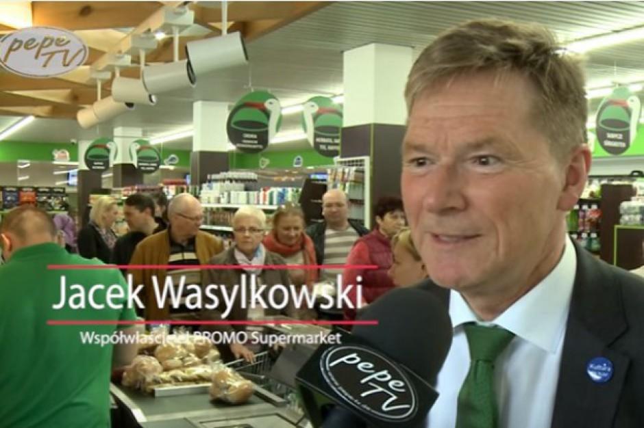 W Niemczech powstaje sieć polskich supermarketów Promo (wideo)