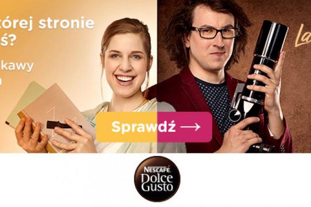 Agencja Hand Made przygotowała blog dla Nescafe Dolce Gusto