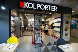 Co najlepiej sprzedaje się w salonikach Kolportera?