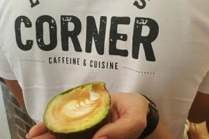 Oryginalny sposób podawania kawy: zamiast filiżanki owoc lub warzywo