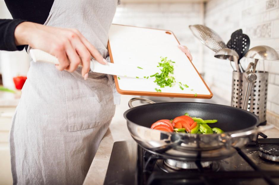 GfK: 21 proc. konsumentów uważa się za pasjonatów jedzenia i gotowania