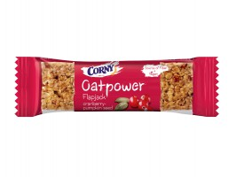 Nowe batony Corny Oatpower