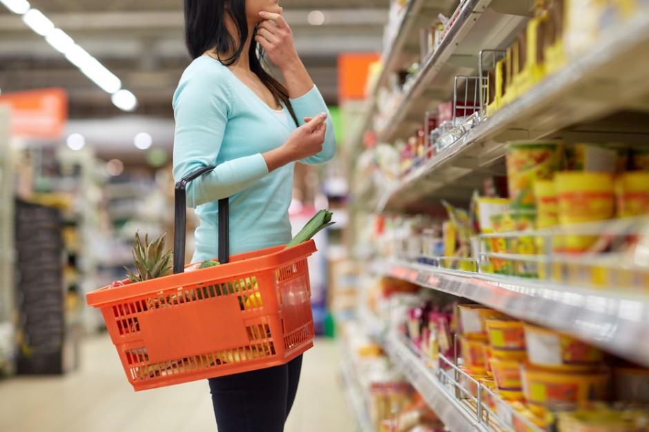 Koszyk cen: Supermarkety nie zdecydowały się na znaczne podwyżki cen