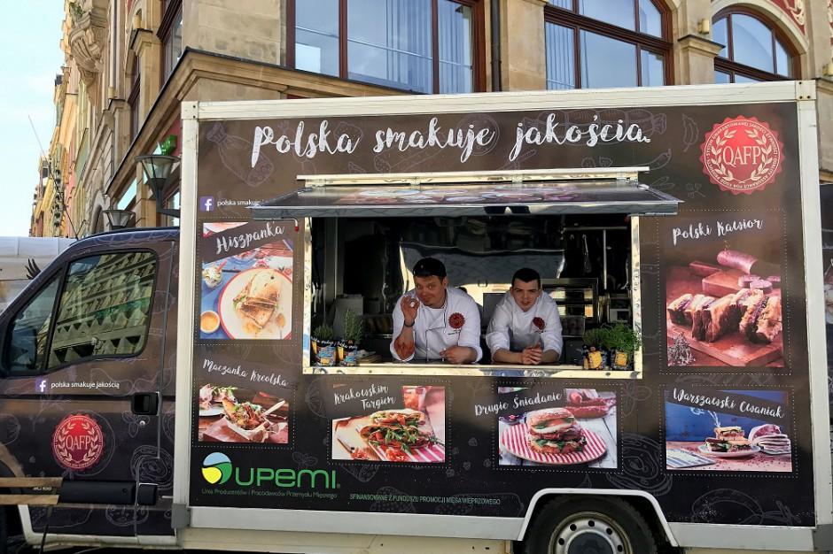Food truck kampanii
