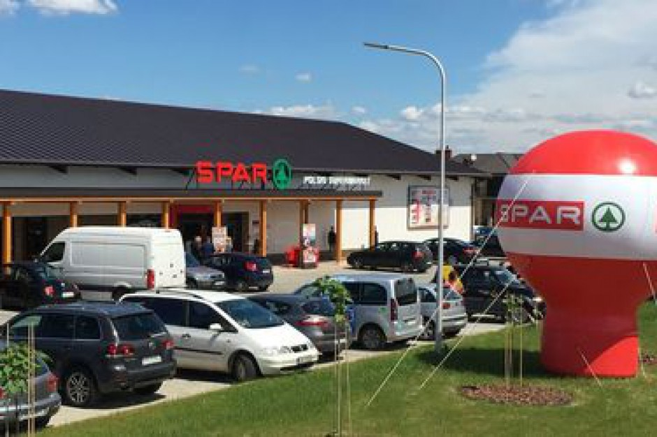 Spar otworzył sklep w Gołkowicach Dolnych