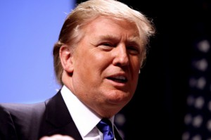 MSZ: Donald Trump odwiedzi Polskę