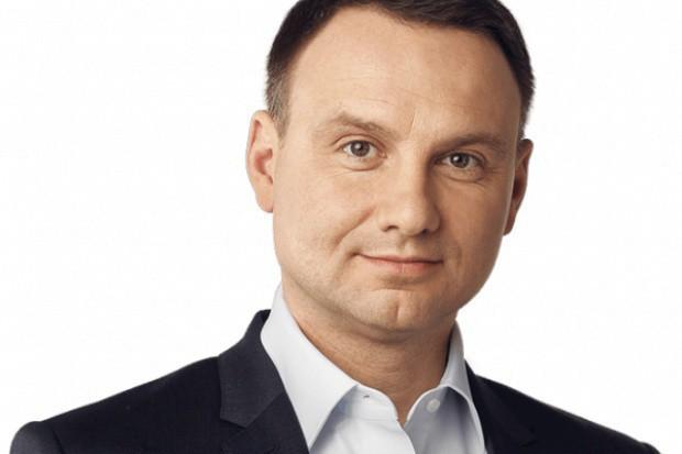 Prezydent Duda udaje się w poniedziałek z wizytą do Chorwacji