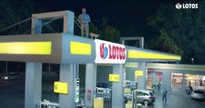 Kuba Błaszczykowski i Tomasz Rożek w reklamie stacji Lotos