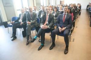 Zdjęcie numer 2 - galeria: Branża spirytusowa dyskutowała o rozwoju oraz wpływie na gospodarkę i społeczeństwo (pełna relacja + galeria)