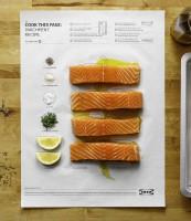 """Ikea stworzyła graficzne """"instrukcje"""" do przepisów kulinarnych (wideo)"""