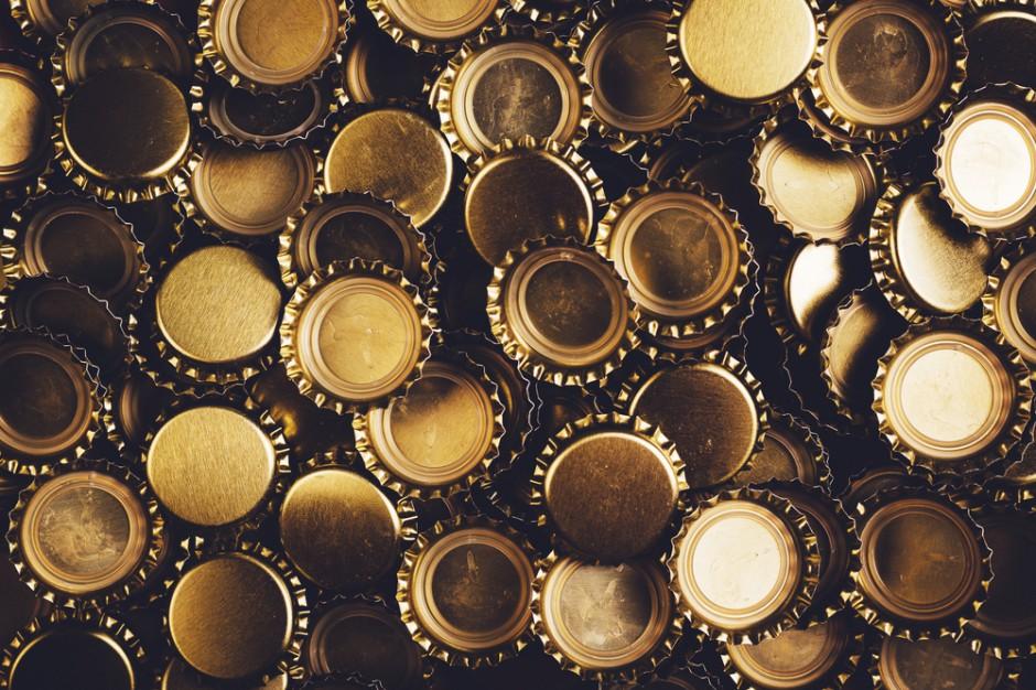 Kolekcjonerzy piwnych pamiątek z różnych krajów spotkali się w Żywcu