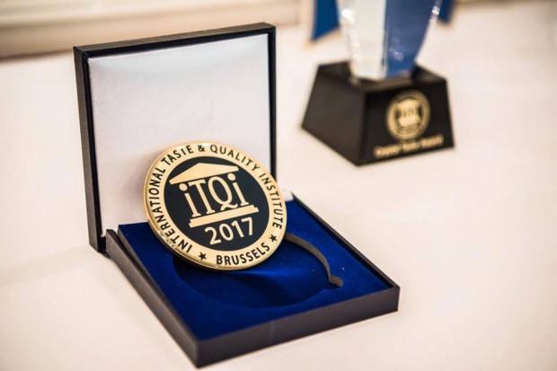 Trzy złote gwiazdki Superior Taste Award dla Kingi Pienińskiej