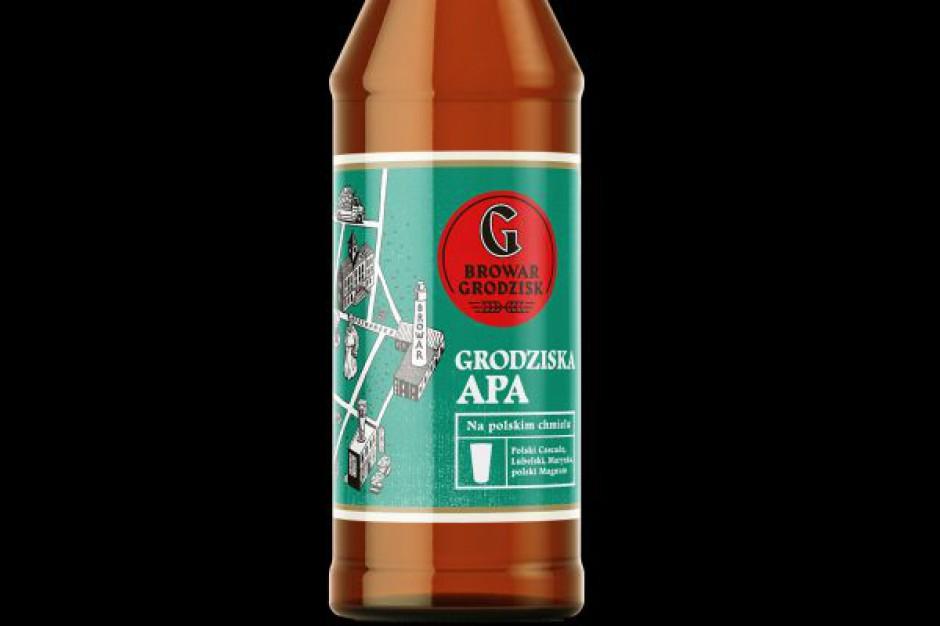 Browar Grodzisk poszerza portfolio piw, wprowadza IPA i APA