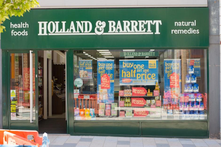 Sieć sklepów Holland & Barrett przechodzi w ręce rosyjskiego miliardera