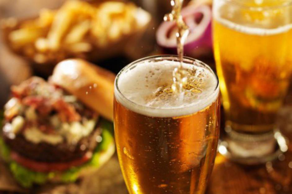 Produkcja piwa spadła w maju i po pięciu miesiącach roku rdr