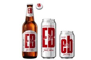 Marka piwa EB zaczyna nową historię, zmienia wizerunek i logo
