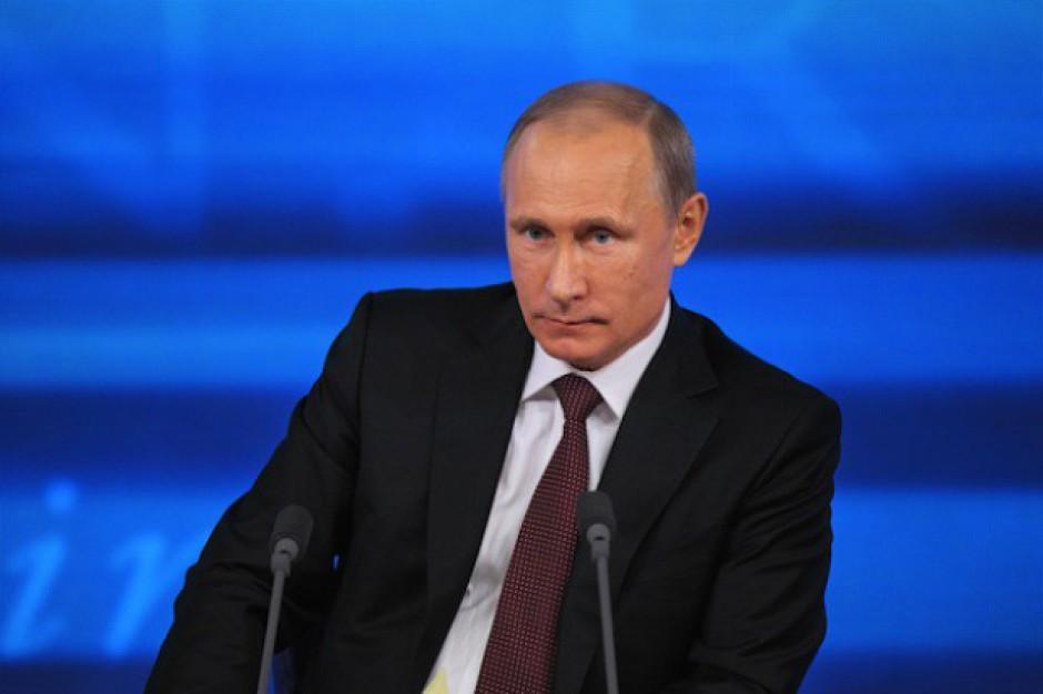Putin podpisał dekret o przedłużeniu kontrsankcji wobec Zachodu do końca 2018 r.