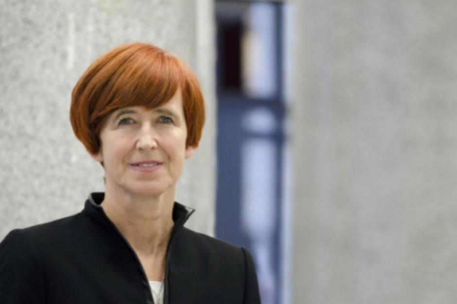 Minister Rafalska: dobra sytuacja na rynku pracy daje nadzieję na ograniczenie patologii