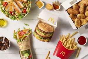 "McDonalds ""wyśle"" frytki kurierem z UberEats"