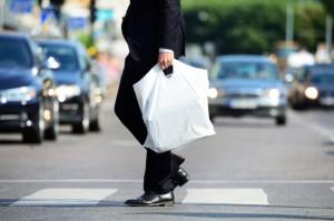 MŚ: w środę rząd zajmie się propozycją ograniczenia zużycia toreb foliowych
