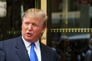 Donald Trump z wizytą w Warszawie