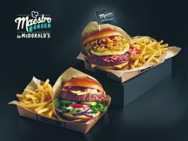 McDonald's też chce robić burgery premium