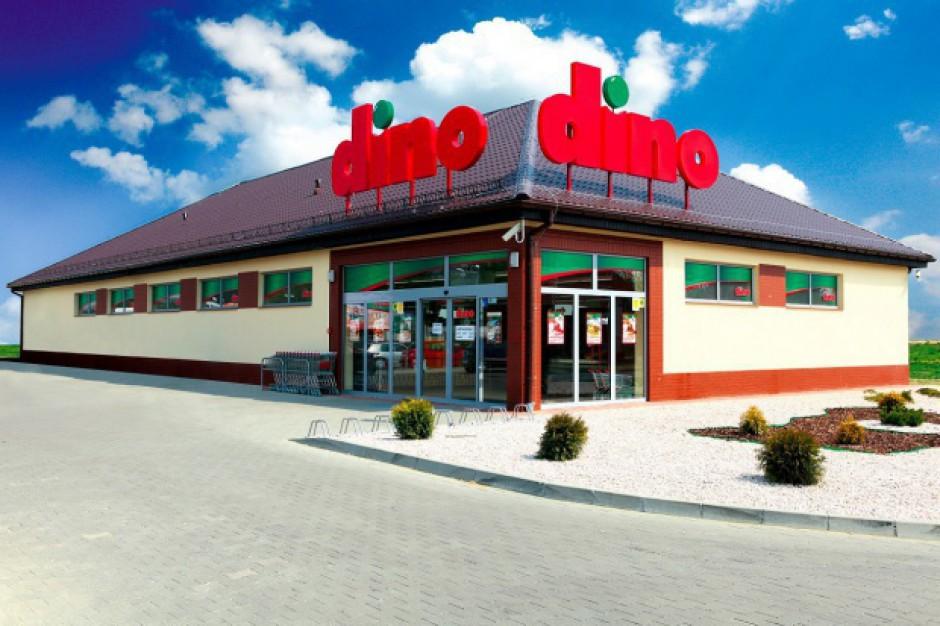 Dino otworzyło od początku roku 49 sklepów