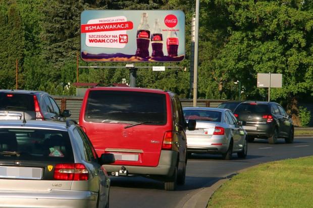 Ruszyła outdoorowa kampania Coca-Coli