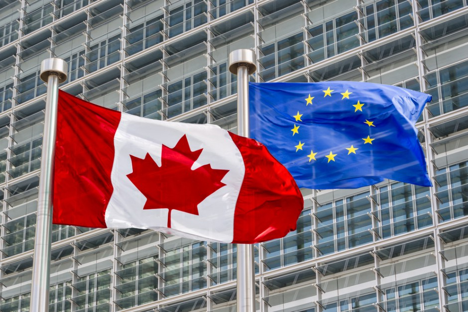 CETA: 21 września częściowe wejście w życie umowy o wolnym handlu