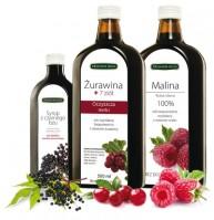 Kofola przejmuje polskiego producenta syropów, soków NFC i konfitur