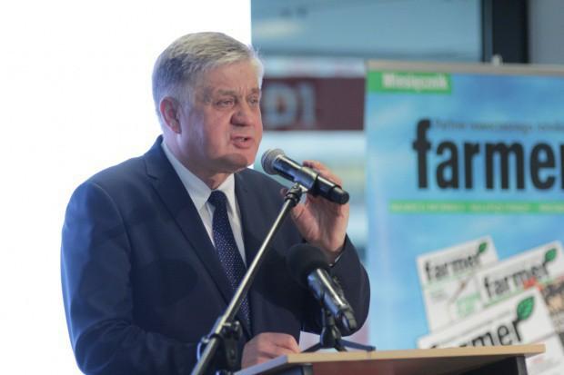 Sejmowa Komisja Rolnictwa zajmie się wotum nieufności wobec ministra Jurgiela