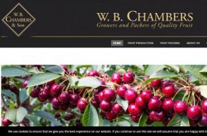 W.B. Chambers, zajmująca się produkcją, importem i dystrybucją owoców, wdraża system IFS