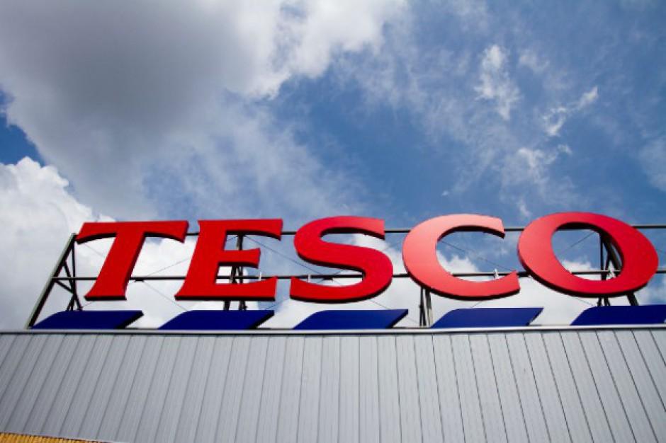 Tesco zmniejszy powierzchnię handlową w Polsce o 33 tys. mkw.