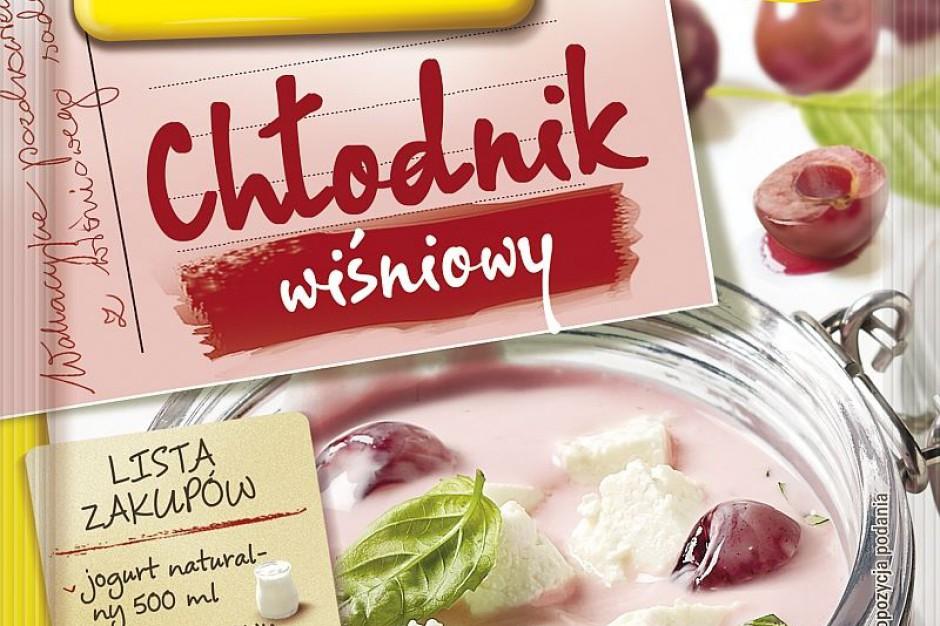 Ruszyła kampania promująca Chłodniki marki Winiary