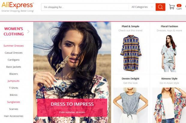 Alibaba: W ciągu roku podwoiła się liczba polskich klientów Aliexpress
