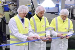 Zdjęcie numer 4 - galeria: PepsiCo uruchomiła dwie nowe linie do produkcji słonych przekąsek w fabrykach Frito Lay w Polsce (foto)