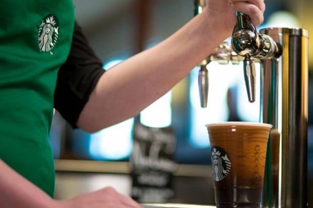 Starbucks będzie rozszerzać ofertę o cold brew z nalewaka