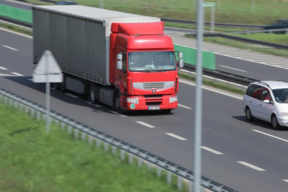 Przewoźnicy krytykują pomysł wprowadzenia opłaty drogowej