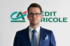 Credit Agricole: Lekkie spowolnienie wzrostu gospodarczego w II kw.