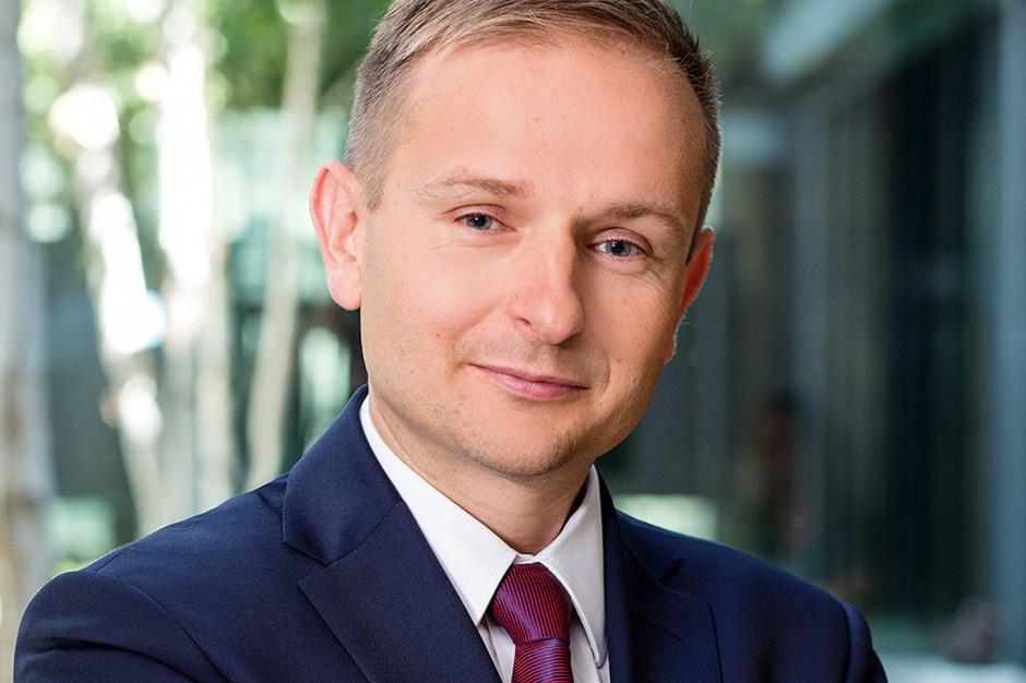 Nowy dyrektor generalny Nutricii Medycznej w Europie Wschodniej